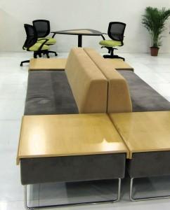 мебель в зоны ожидания